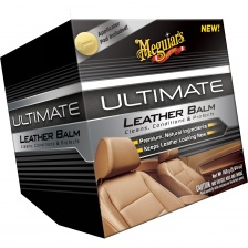 Бальзам для кожи Meguiar's G18905 Ultimate Leather Balm 160гр.